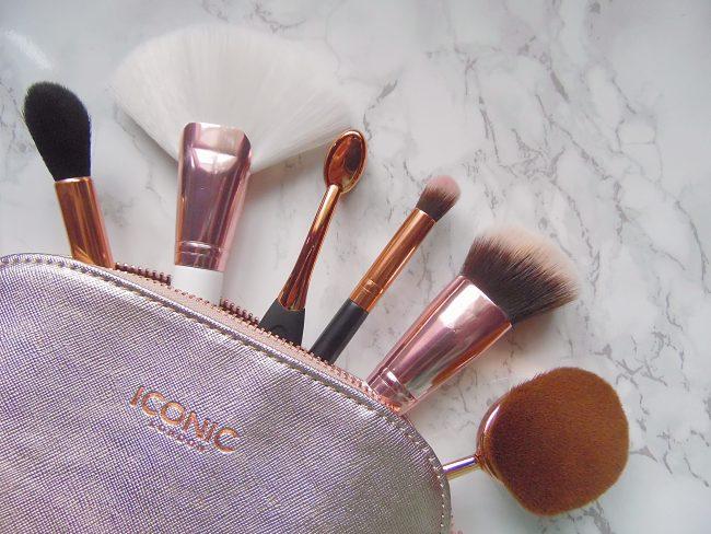 Iconic London Brushes- My Favourites