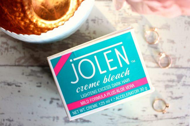 Jolen Creme Bleach Review