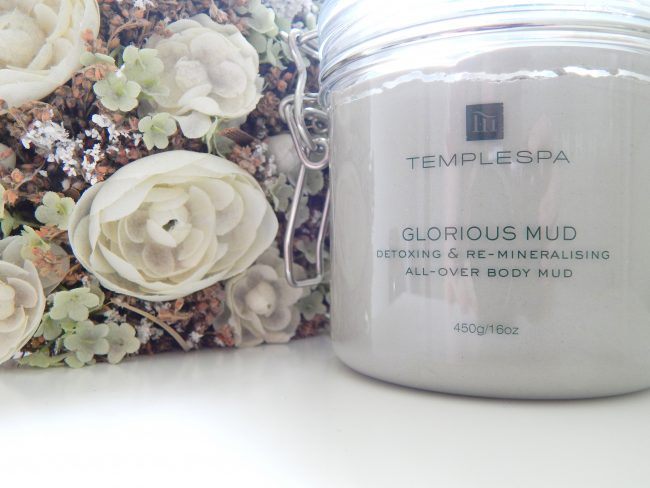 Templespa glorious mud review