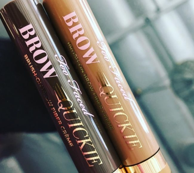 too faced totally cute brow quickie