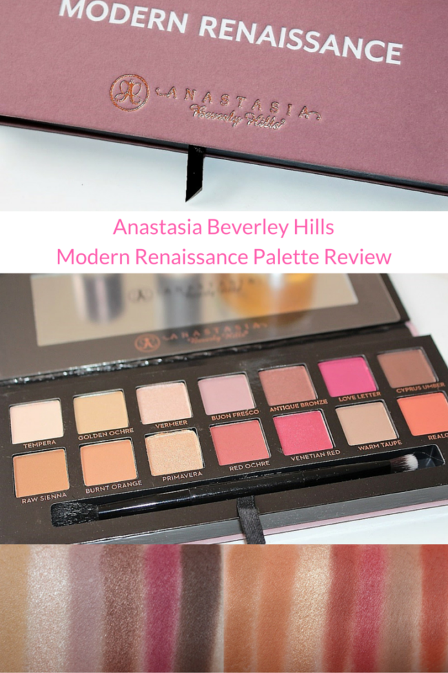 If you were looking for a a range of golden-bronze and warm pink and red tones, then this has it all covered!! Plus there's a burnt orange in here which seriously makes my life!! Also matte lovers will love it and that finish dominates the palette. Want to read more? You can see my full review and swatches here http://bit.ly/1XyhuTp