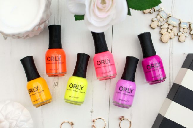 Orly Pacific Coast Highway Collection