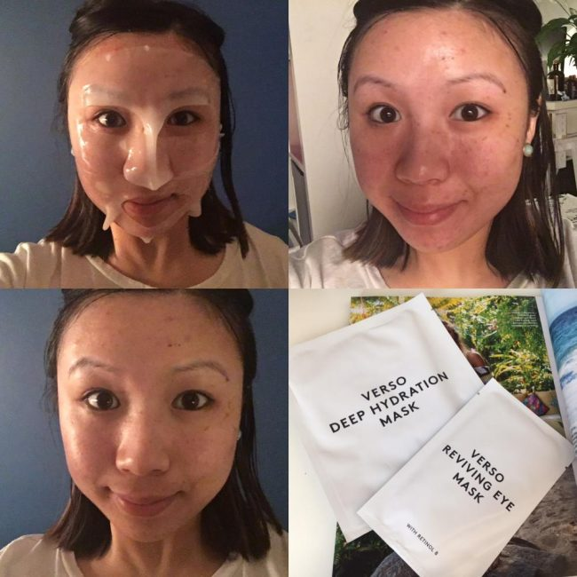Verso Deep Hydration Mask Review