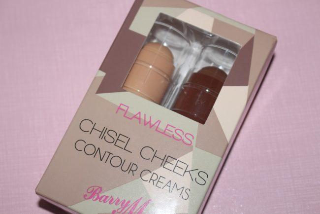 barry m chisel cheeks contour creams