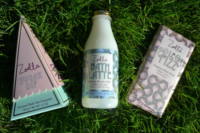 Zoella Sweet Inspirations Collection - Bath Products