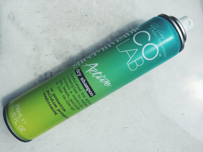 Festival Beauty Essentials - Dry Shampoo