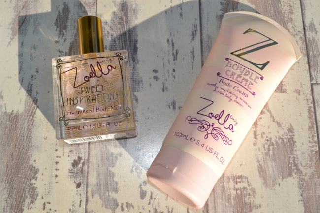 Zoella Sweet Inspirations Collection - Body Cream