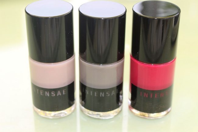 intensae nails summer 2016