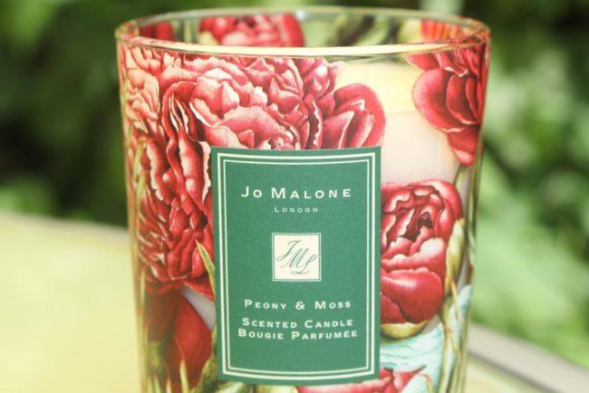 jo malone peony and moss charity candle