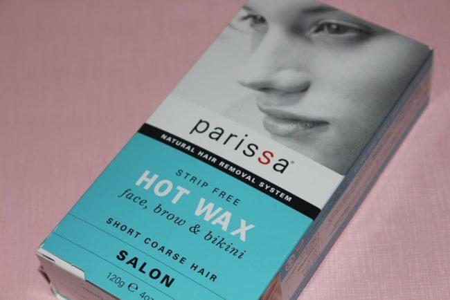 Parissa Strip Free Hot Wax Review - Really Ree