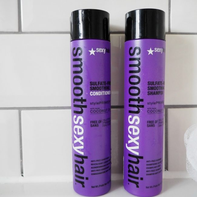 Smooth sexy hair review