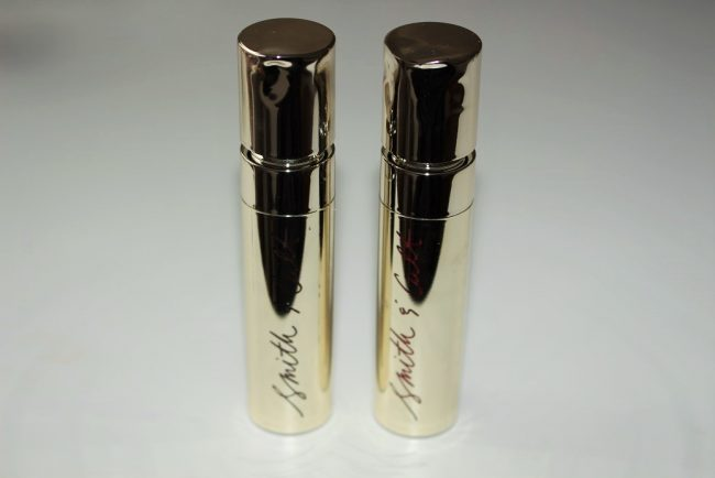 smith and cult tainted lip stained