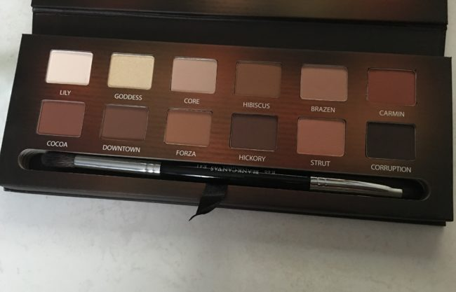 Blank Canvas Master Series Palette One shades