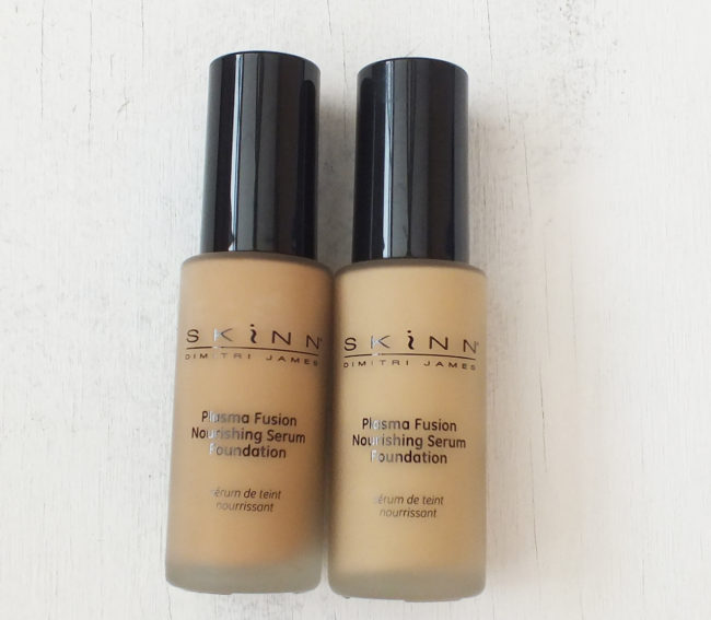 Dimitri James Skinn Plasma Fusion Serum Foundation Duo