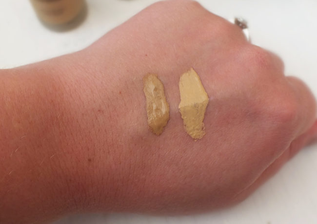 Skinn Plasma Fusion Duo Foundation Swatch