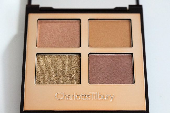 charlotte tilbury legendary muse swatches