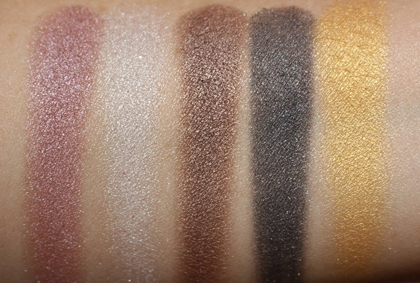 5 Couleurs 517 Intensif-Eye Swatches