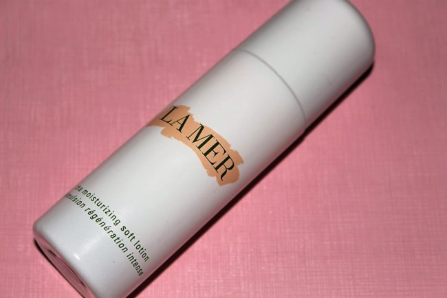 la mer moisturising soft lotion