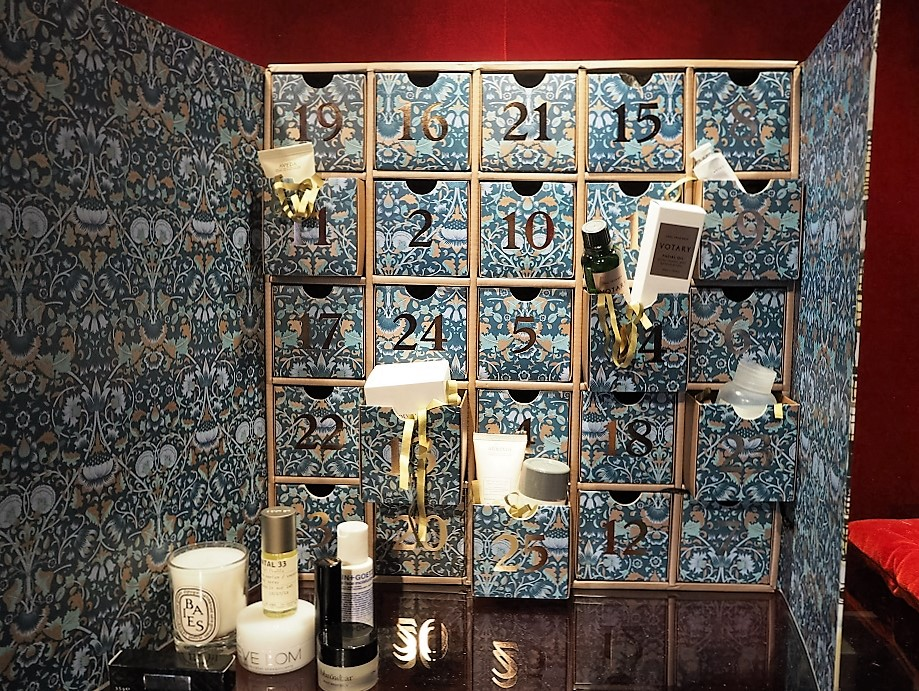 Advent Calendar 2016 : Liberty advent calendar reallyree