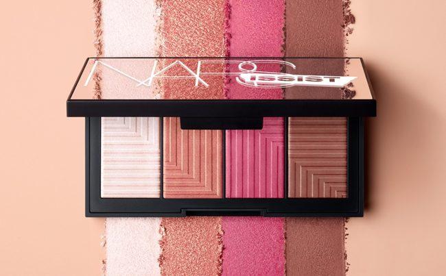 nars dual intensity blush palette