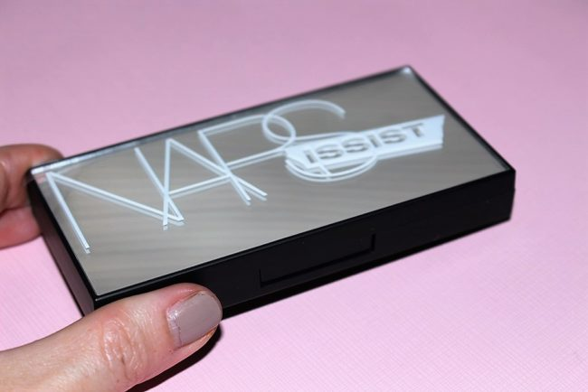 NARS Dual Intensity Cheek Palette Swatches