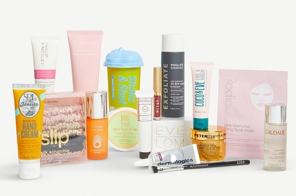 Selfridges Beauty Collection for Christmas 2019