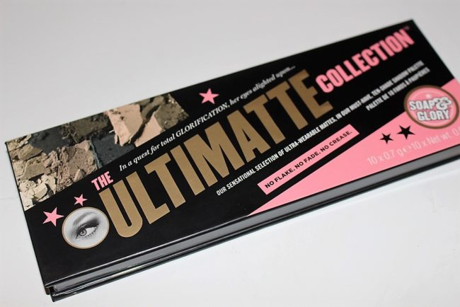 soap and glory ultimatte