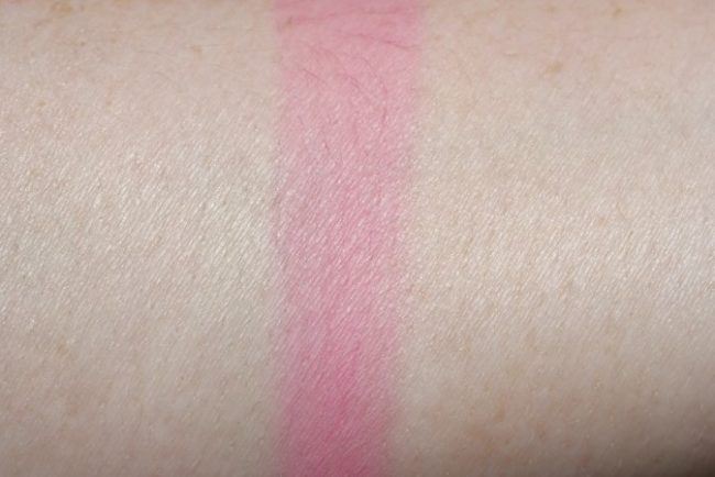 soap and glory made you blush