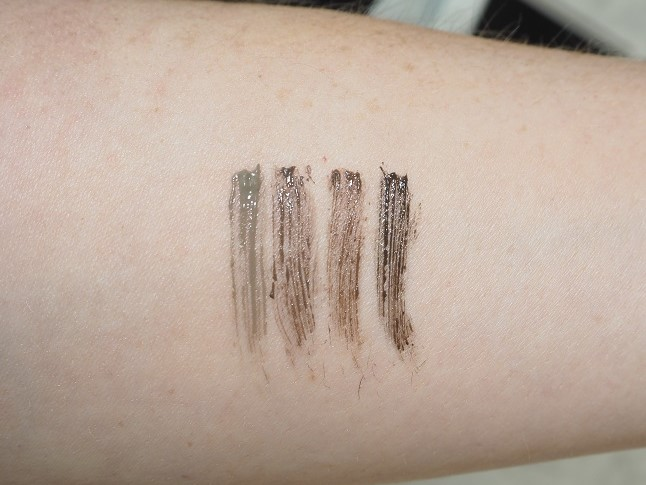 Tom Ford Fiber Brow Gel Review Amp Swatches