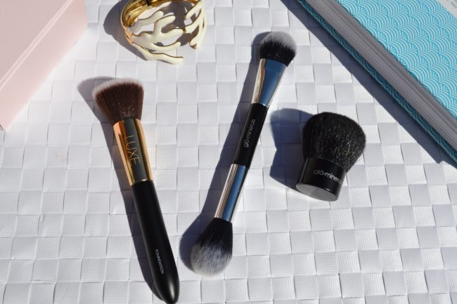 Glo Minerals Makeup Brushes
