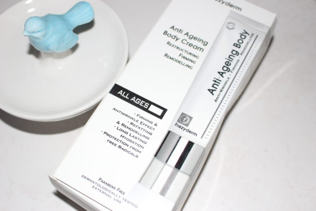 Frezyderm Anti-Ageing Body Cream