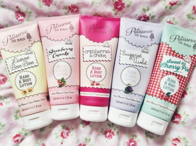 Patisserie De Bain Hand Creams