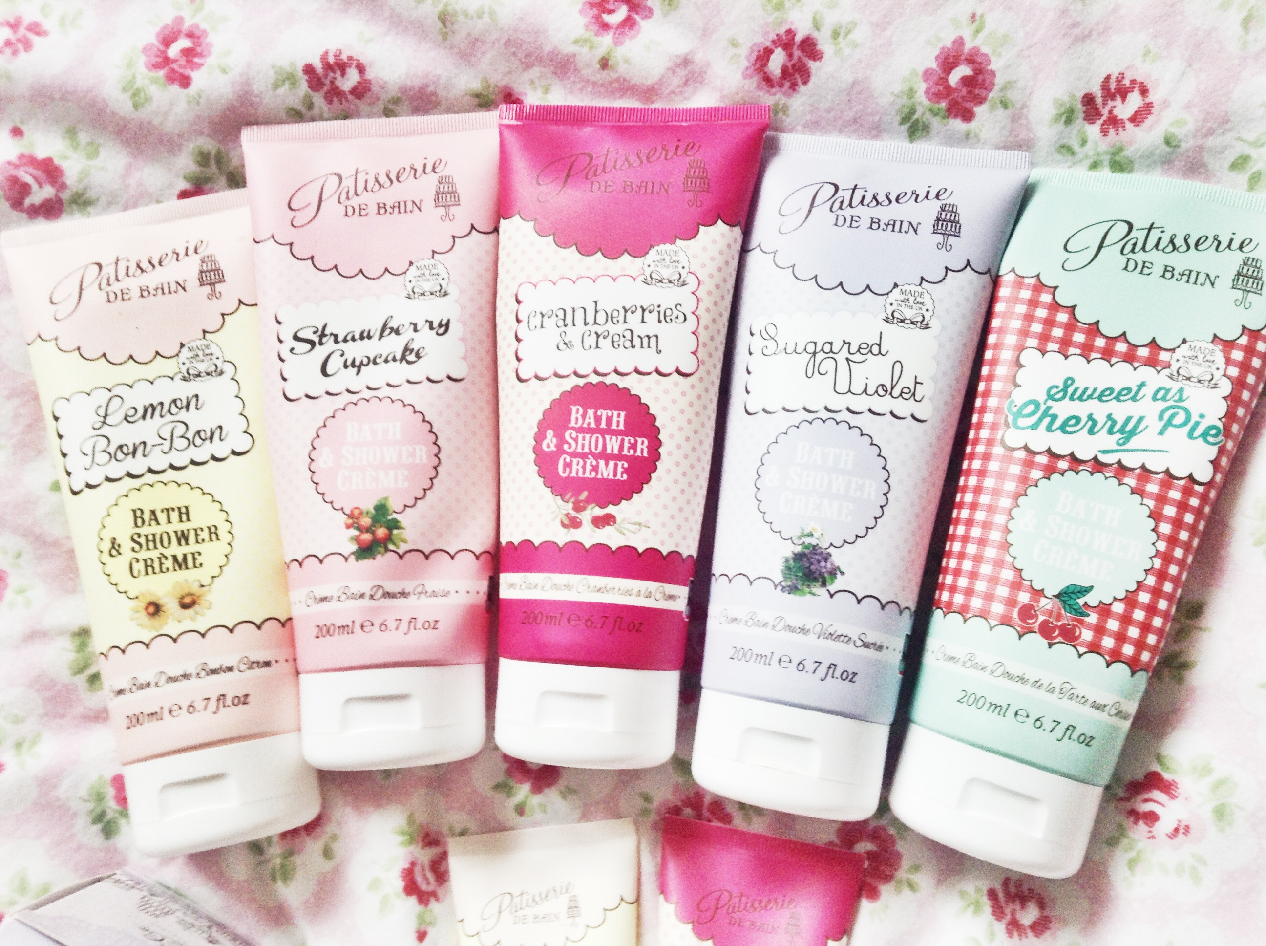 Patisserie De Bain Bath & Shower Cream Review - Really Ree