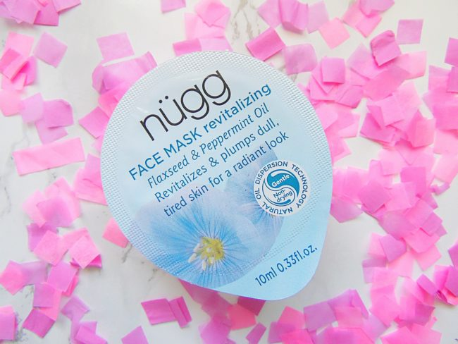 Nugg Face Masks- Revitalising