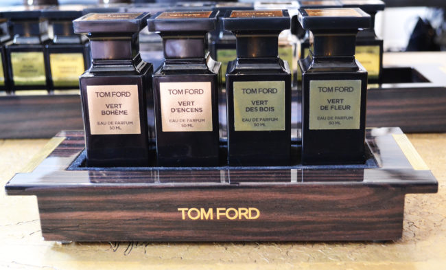 Tom Ford Fragrance Extra Verts