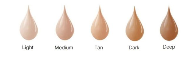 pur hydra fluid water serum foundation