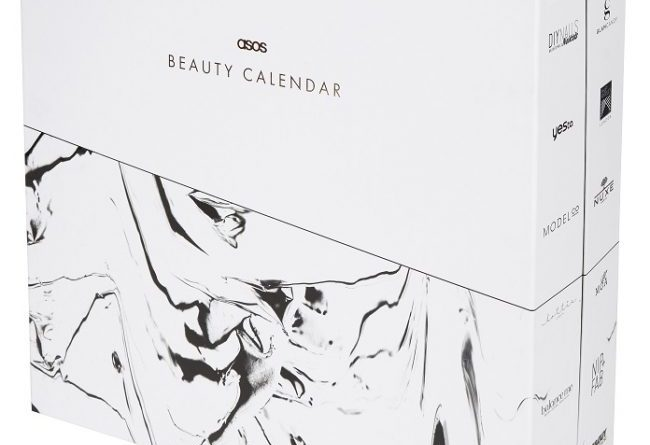 ASOS Beauty Advent Calendar 2016!