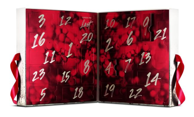 bareMinerals Advent Calendar 2016 - Countdown To Gorgeous