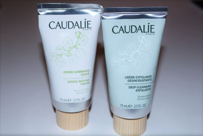 Caudalie Buffing Cream Duo - Gentle Buffing & Deep Cleansing
