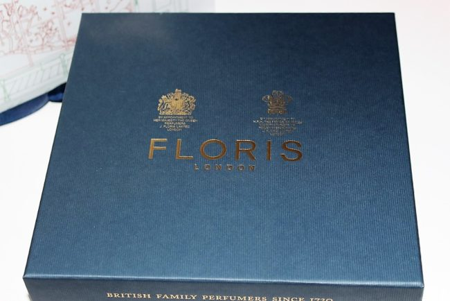 Floris Rose and Oud Home Fragrance Collection