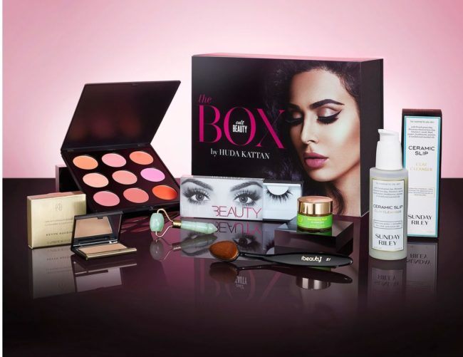 Huda Beauty Box