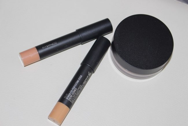 MAC Studio Fix Perfecting Stick Review