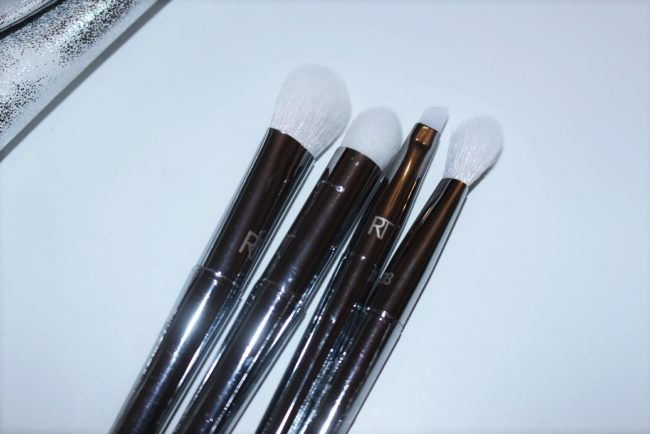 Real Techniques Bold Metals Complete Eye Set Review