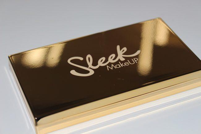 Sleek Cleopatra's Kiss Highlighting Palette Review