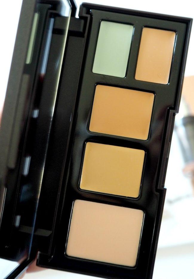 studio 10 Makeup concealer palette
