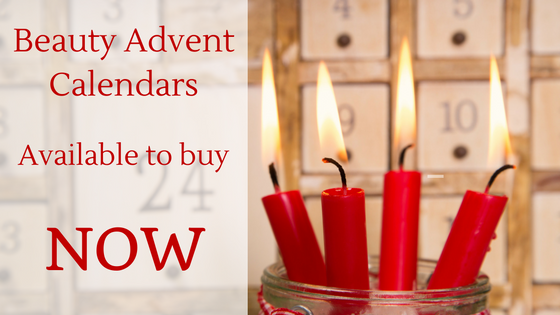 Beauty Advent Calendars Available To Buy Now!