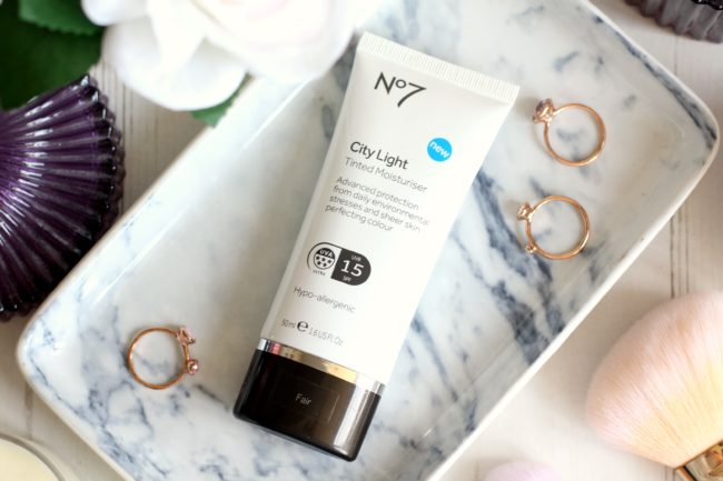 No7 City Light Tinted Moisturiser