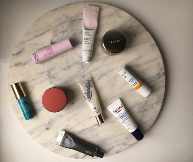 Products for Dry Winter Lips