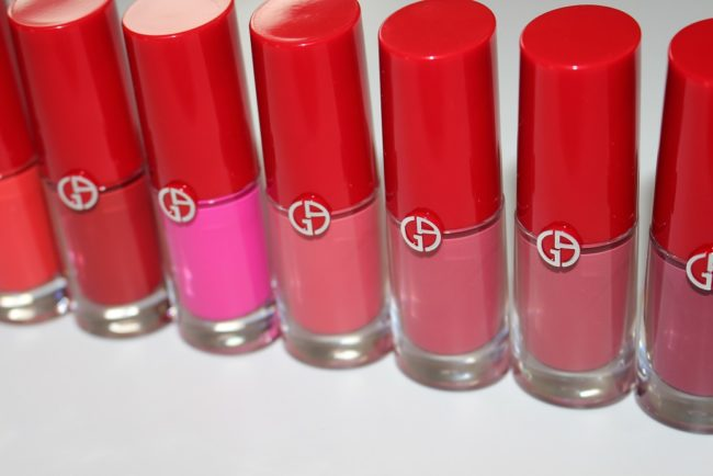 Armani Beauty Lip Magnet Review