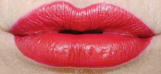 Armani Beauty Lip Magnet Swatch - 401
